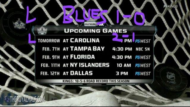 TRH Gameday 54 - Tampa Bay Lightning: The Worst | The Royal Half