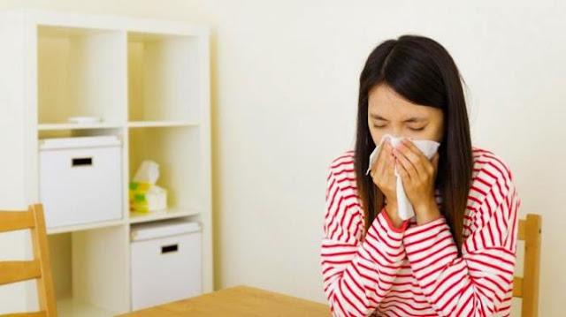 Awas! Menahan Bersin Bisa Bahaya Bagi Kesehatan