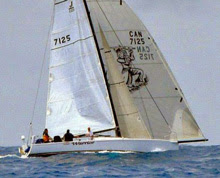 J/125 West Coast Warrior sailing Transpac Race