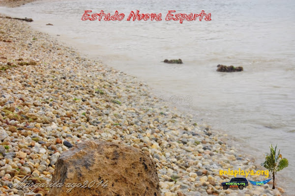 Playa Boca Chica NE105, Estado Nueva Esparta, Macanao