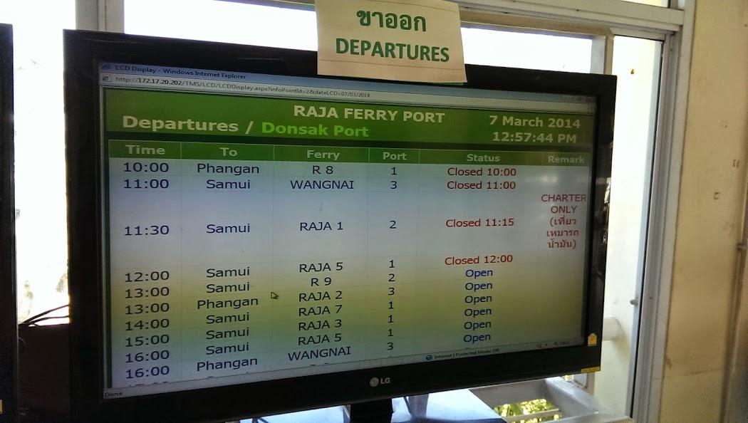 Air Asia: Бангкок - Самуи - Бангкок самолет+автобус+паром
