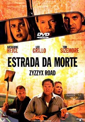 Filme Poster Estrada da Morte DVDRip XviD & RMVB Dublado