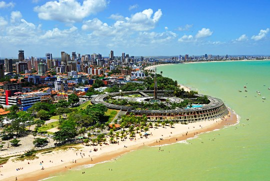 Praia de Tambaú - Foto Internet