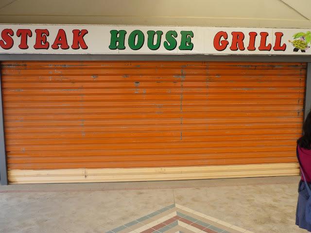 Verlassenes Geschäft im Faro 2 Shoppincenter auf Gran Canaria