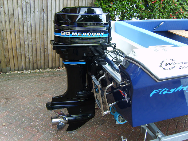 Mariner four cylinder 50hp 2 stroke [Archive] - Yachting and
