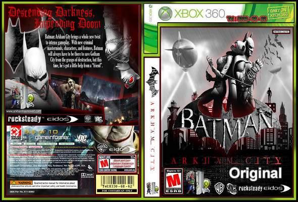 Batman Arkham City Preorder Buy Online