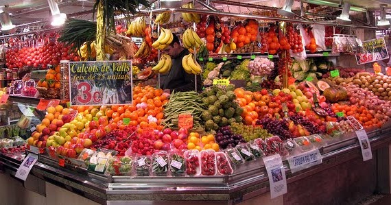 Thm tecnolog as de la horticultura mediterr nea for Decoracion de fruterias