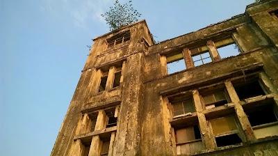 foto bangunan tua