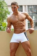 Six Packs Abs Hot Muscular Hunks