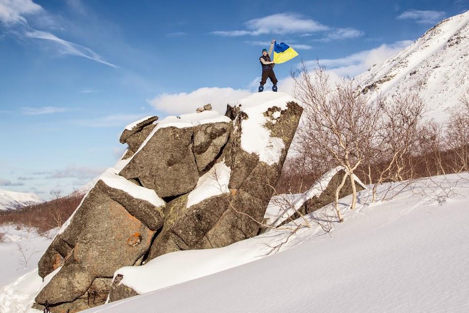 Отчёт о лыжном походе в Хибины в марте 2014 года