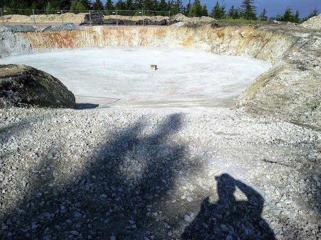 Der Bau von ca. 250 Windkraftanlagen auf den Höhen des Soonwaldes ...