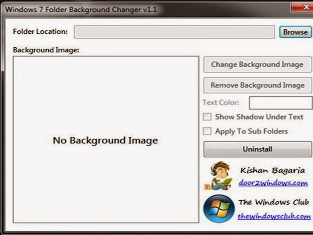 Tips Membuat Background Folder Pada Laptop