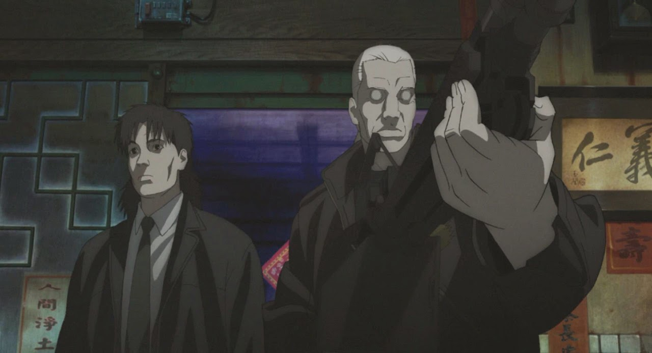 Ghost In The Shell 2 Innocence Episode 1 Discussion 30 Forums Myanimelist Net