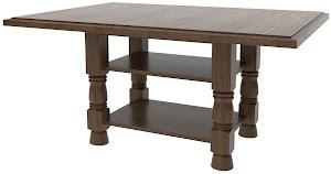 devonshire island table