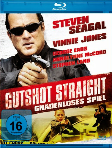 Filme Poster Gutshot Straight BRRip XviD & RMVB Legendado
