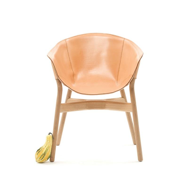 *皮革口袋小扶椅:DING3000德國設計!pocket chair! 1