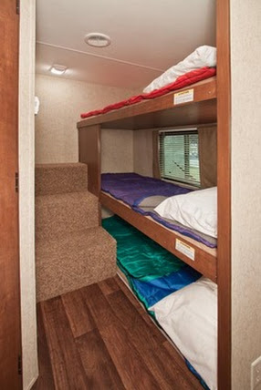New nc chapter member - Show me pictures of bunk beds ...