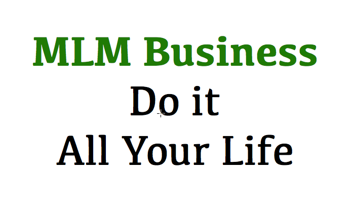 работа в MLM