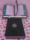 Rainbow Quran, Rainbow Quran Green, Rainbow Quran Green Army, rainbow quran limited edition
