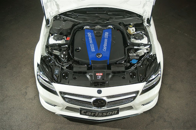 mercedes cls carlsson engine