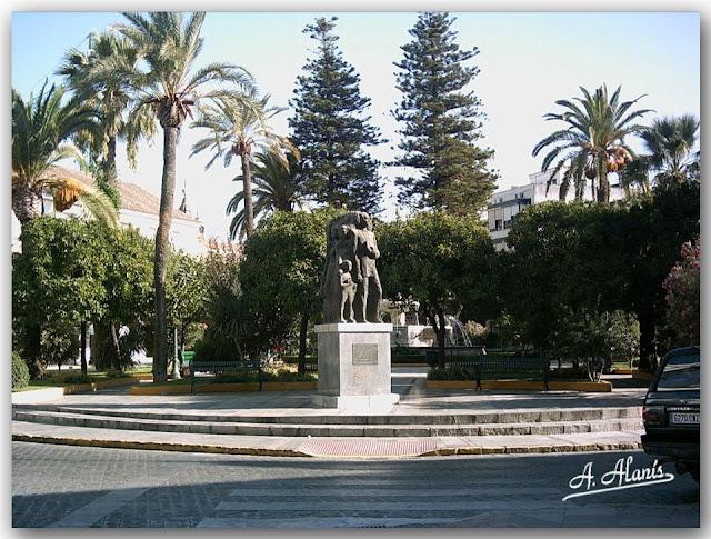 Monumento al Rey.