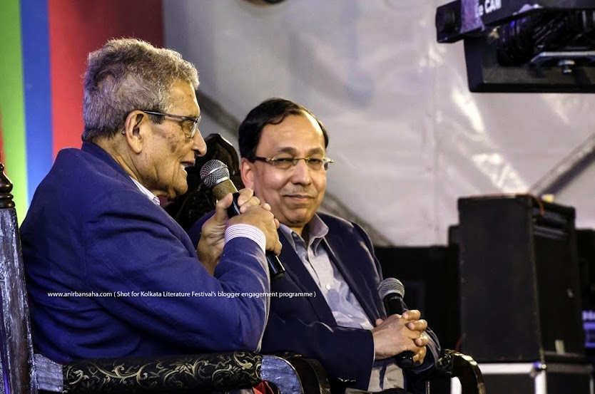 Dr. Amartya Sen in conversation with Dr. Sugata Bose | Kolkata Literature Festival