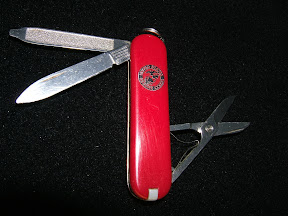 Swiss Army Knives With Government Or Military Markings