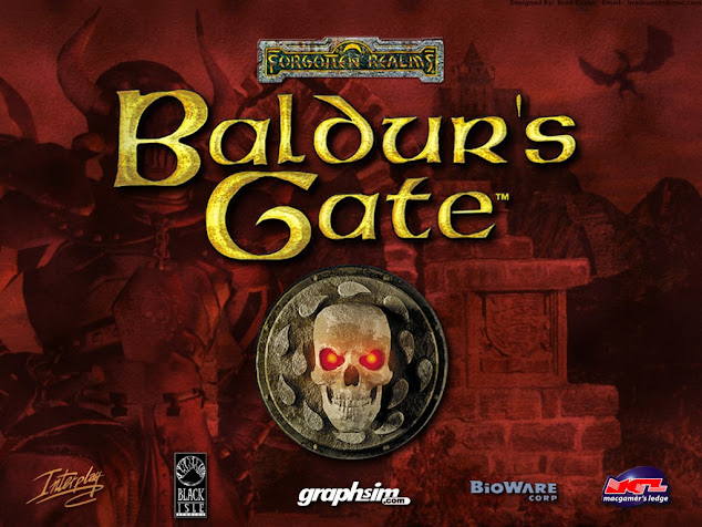 Baldur's Gate!