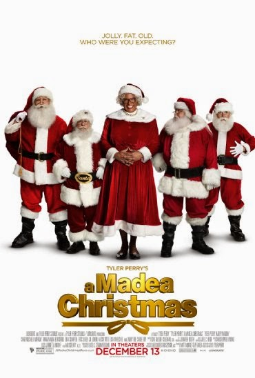 Poster Of English Movie Tyler Perry's A Madea Christmas (2013) Free Download Full New Hollywood Movie Watch Online At Alldownloads4u.Com