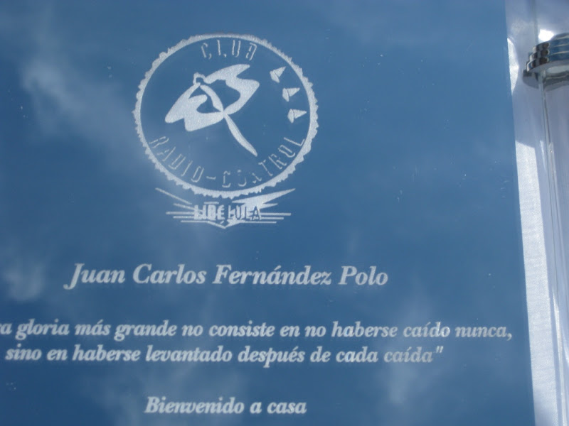 Homenaje a Juan CArlos