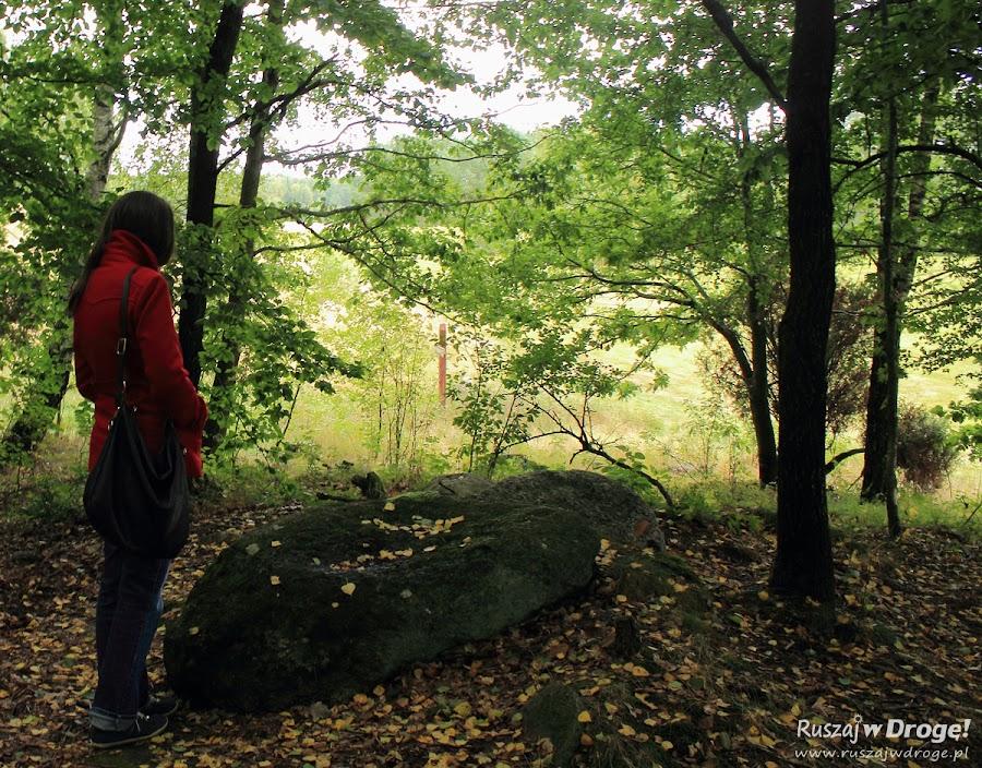 Piaszno - Kurhany i kamienne kręgi