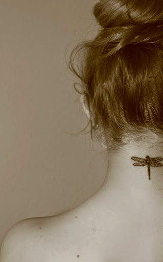 Dragonfly tattoos