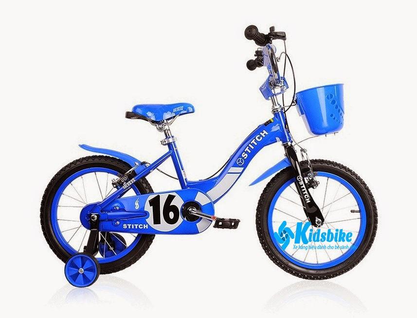 Xe đạp cho trẻ em Stitch-16