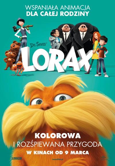 Plakat filmu: Lorax