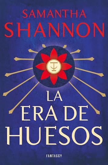 La era de huesos, Samanta Shannon, portada