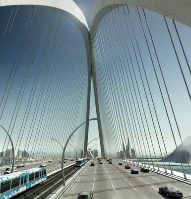 jembatan raksasa