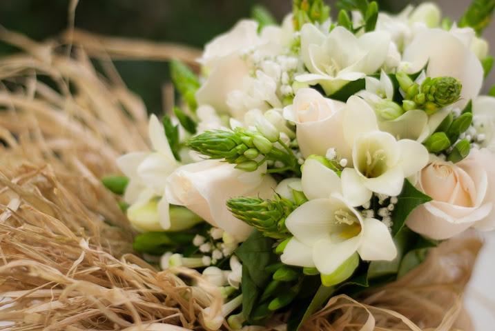 El blanco es el color por excelencia de las bodas