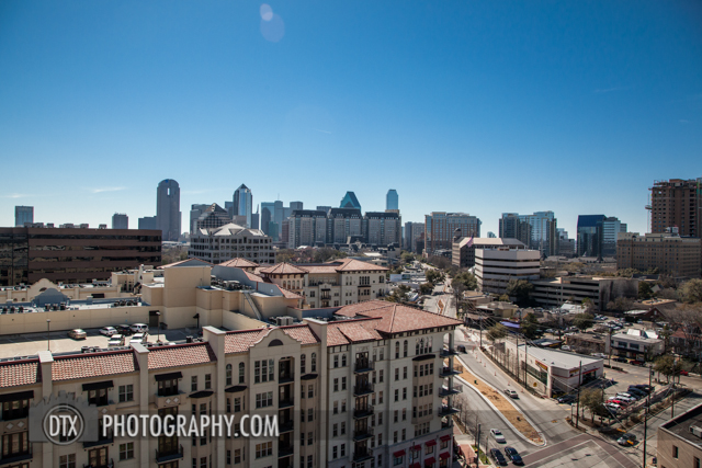 aerial photographer Dallas