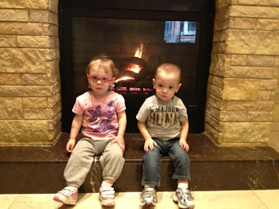 Hilton Garden Inn Fireplace