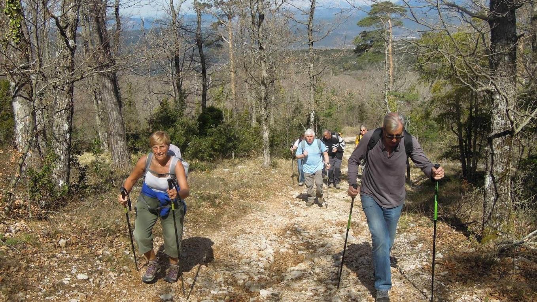 Randonnées des 3 Clubs du 11 avril 2015-Circuit vert de 13 Km DSCN9623