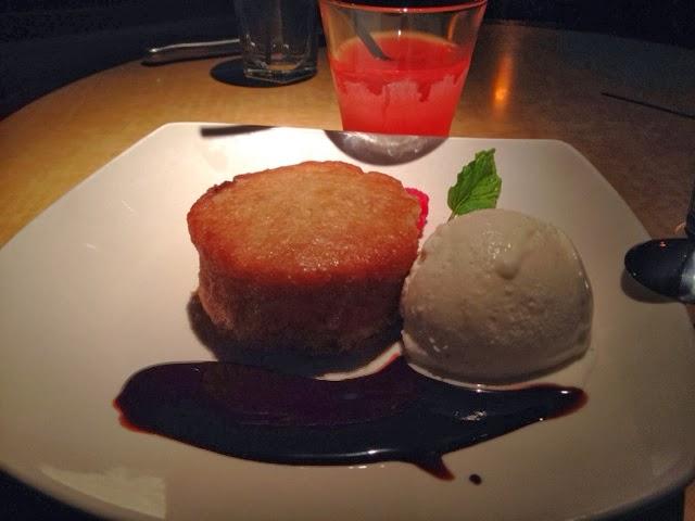 Butter Cake, Kona Grill