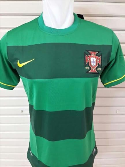 Jual Jersey Portugal 3rd Terbaru 2014