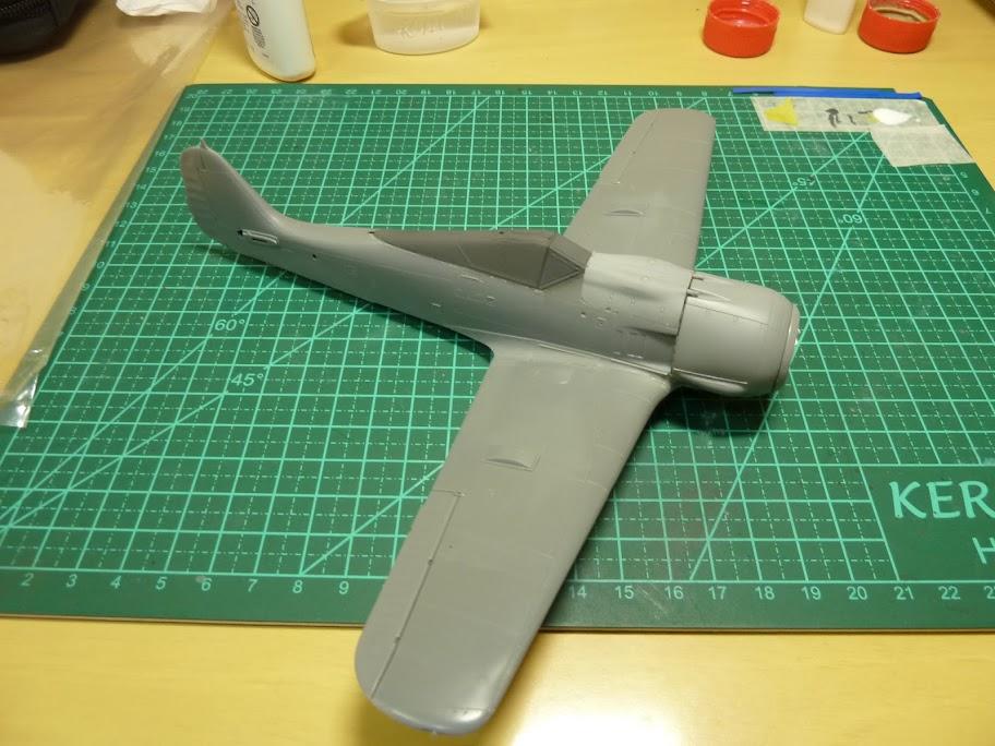 FINALIZADO 24/6 - Focke Wulf Fw 190 A-8 Tamiya 1:48 P1040765