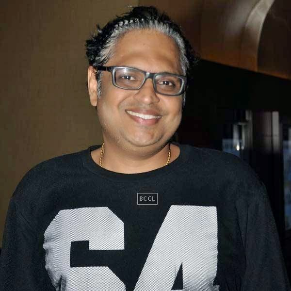 A guest at the premiere of Bollywood movie Pizza, held at PVR in Mumbai, on July 17, 2014.(Pic: Viral Bhayani)