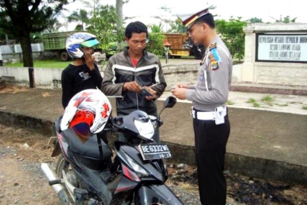 Polres Lampung Utara. Kotabumi Lampung Utara