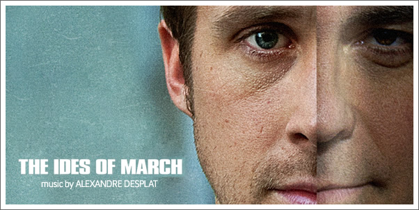 The Ides of March (Soundtrack) by Alexandre Desplat - Review