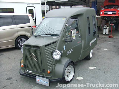 Daihatsu Midget II Citroen