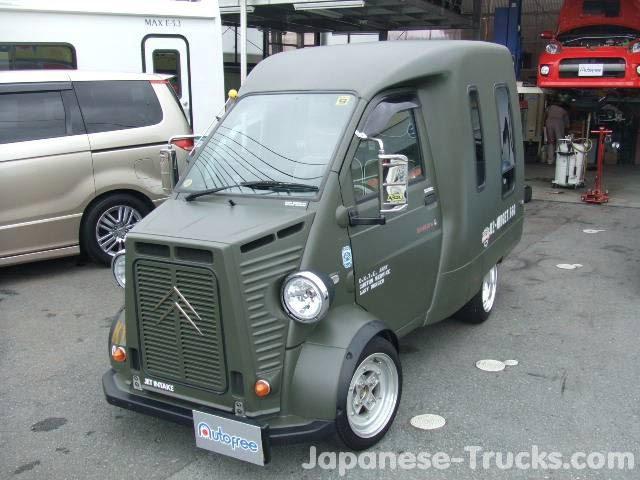 What The Hell Daihatsu Midget Ii Wearing Citro 235 N Clothing