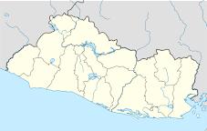 Extensión territorial de El Salvador
