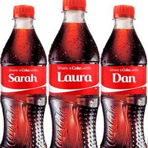 Debranding Coca-Cola